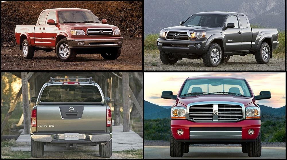 Used Trucks Buying Guide Article Image